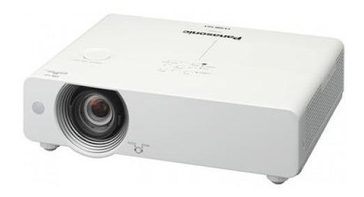 Projetor Panasonic Modelo Pt-vx500u