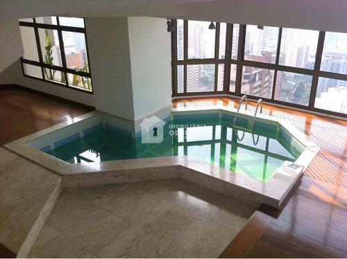 Apartamento Com 4 Dorms, Morumbi, São Paulo - R$ 2.2 Mi, Cod: 3725 - A3725