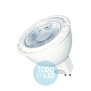 Dicroica Led Mr16 Dimeable 5w Mr165x1w - Todoenled