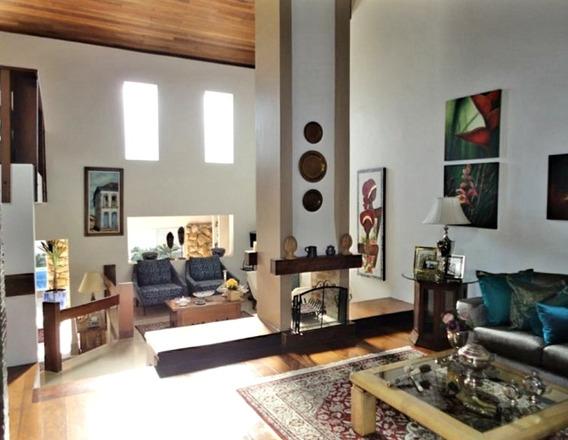 Ótima Casa No Belvedere Com Excelente Localização! - 3782