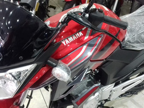 Yamaha Ybr 125 Naked 125 12 Cuotas De $4.908