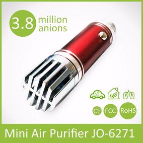 Purificador E Ionizador De Ar Veicular E Residencial12v-