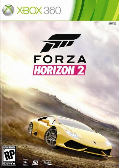 Forza Horizon 2 Xbox 360 Desbloqueado Lt 3.0