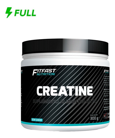 Creatina Creatine Fit Fast Nutrition 300g