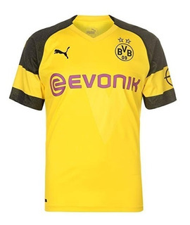 Jersey Original Puma Borussia Dortmund Local 2018-2019