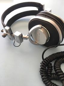 Vintage Headphones Pioneer Monitor 10r