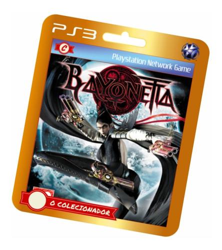 Bayonetta Em Promoção! Ps3