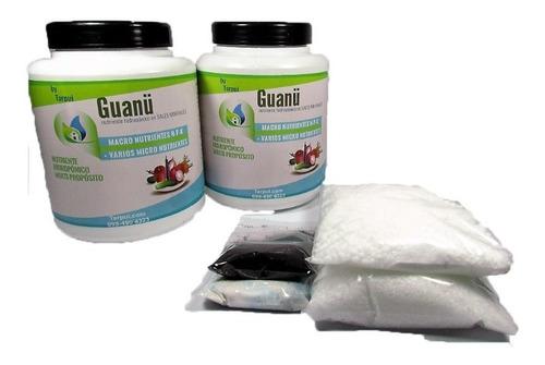 T - Sales Nutritivas Hidropónicas, Rinde 1000 Litros