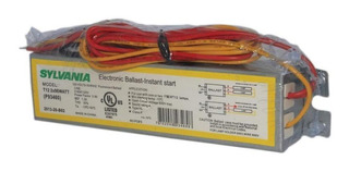 Balasto Electronico 2 X 28 T5 120-277 V P93651-19 Sylvania U