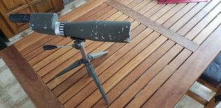 Antiguo Telescopio Terrestre