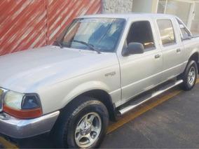 Ford Ranger 2.8 Xlt Cab. Dupla 4x4 4p 2002