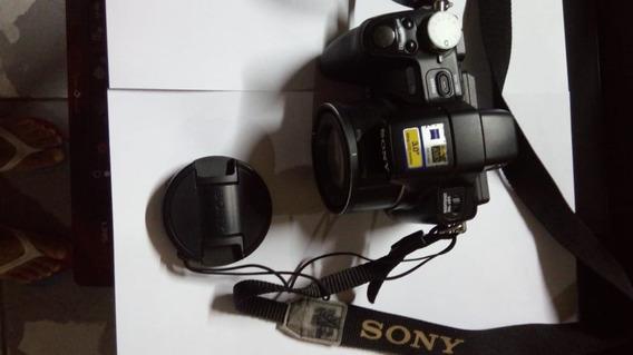 Maquina Fotográfica Profissional Sony Dsc-h50