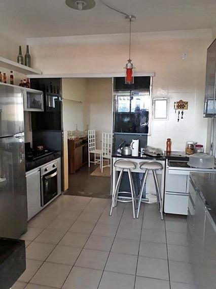 Apartamento Com 3 Suítes À Venda Por R$ 520.000 - Papicu - Fortaleza/ce - Ap3633