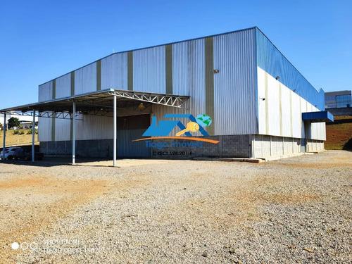Imagem 1 de 15 de Galpão Industrial Em Atibaia,com Ótima Localização - 871