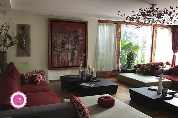 Casa Sola Renta Boulevard De Los Virreyes- Lomas De Chapultepec