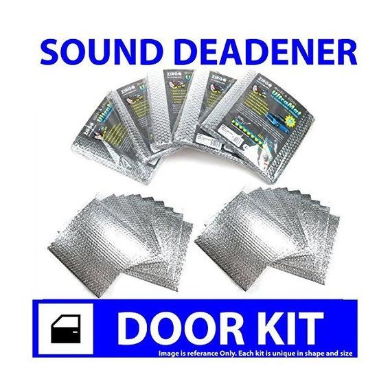 Zirgo 314195 Heat and Sound Deadener for 39-48 Lincoln ~ Headliner Roof Kit
