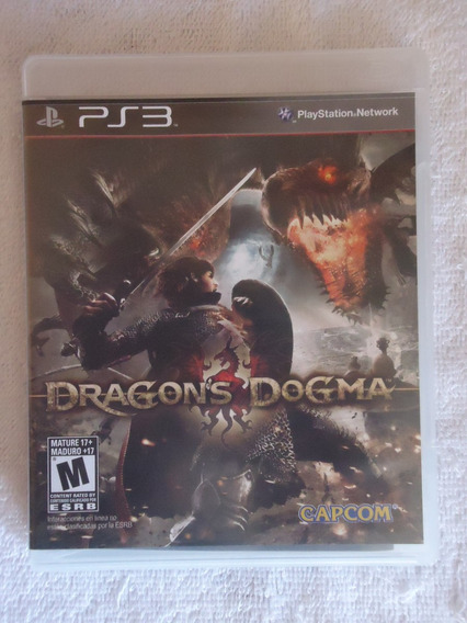 Dragons Dogma Ps3 ** Leia