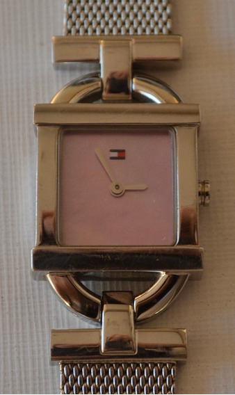 Relógio Tommy Hilfiger F80175 Rosa Aço Feminino