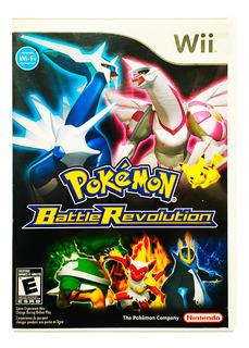 Pokemon Battle Revolution - Nintendo Wii + Envío Express