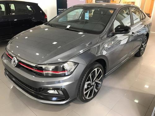 Imagen 1 de 14 de Volkswagen Virtus Gts 1.4 Tsi 150cv My21 0km Ir