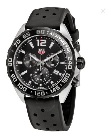 Relógio Formula 1 Chronograph Black Dial Men