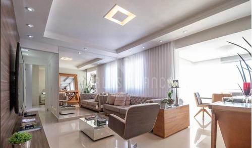 Apartamento Com 2 Suítes 80 M² , Òtima Localização Confira. - Cf67508