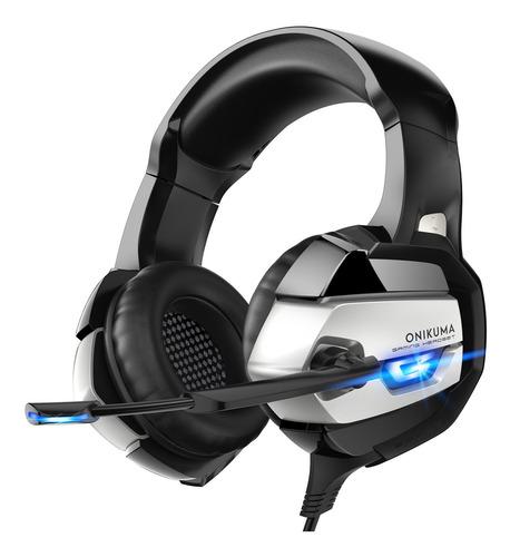 Onikuma K5 Gaming Headset Com Microfone Pc Gamer 3.5mm