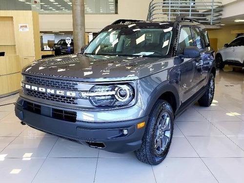 Imagem 1 de 11 de Ford Bronco Sport 2.0 Ecoboost Gasolina Wildtrak 4x4