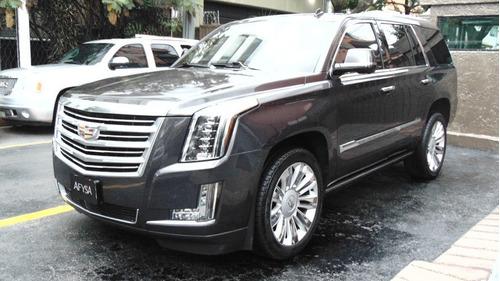 Imagen 1 de 15 de Cadillac Escalade 2015 Blindada Platinum 4x4
