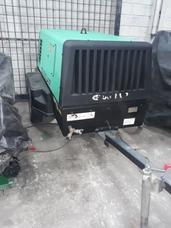 Compresor De Aire Sulair 185