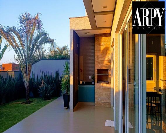 Casa Para Venda Em Condomínio Portal De Bragança Horizonte - Cc00231 - 34480048