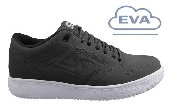 Zapatillas Urbanas/skater Spiral Shoes Pow Eva 2020 Negro