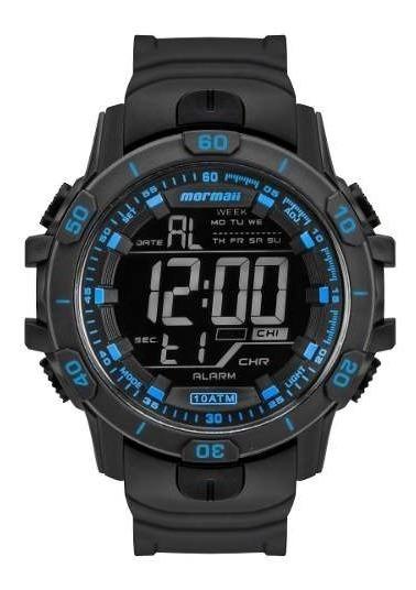 Relógio Esportivo Mormaii Masculino Digital Mo3690aa/8c