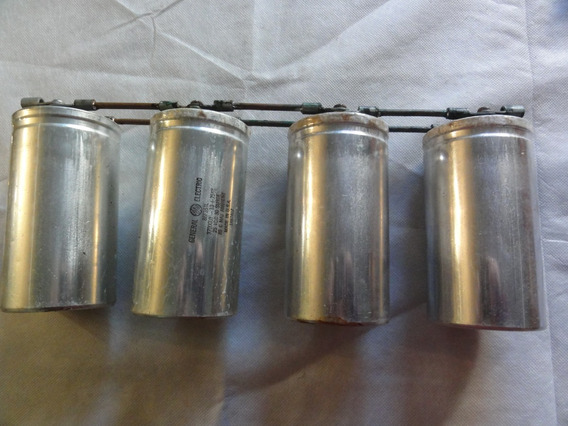 Capacitor General Electric 37000mf 25 V