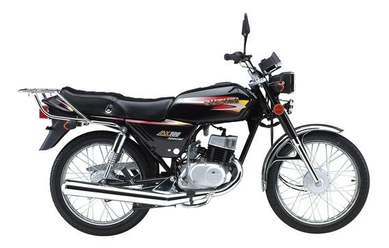 Suzuki Ax 100 - Isafranco