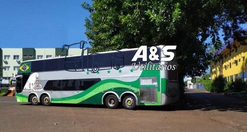 Imagem 1 de 4 de Busscar Dd Panorâmico 4 Eixos Super Oferta Confira!! Ref.347