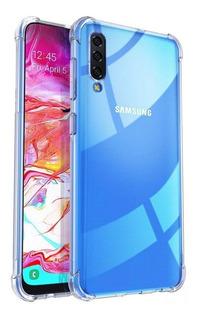Funda Antigolpe Tpu Semirígida Samsung A10 A20 A30 A50