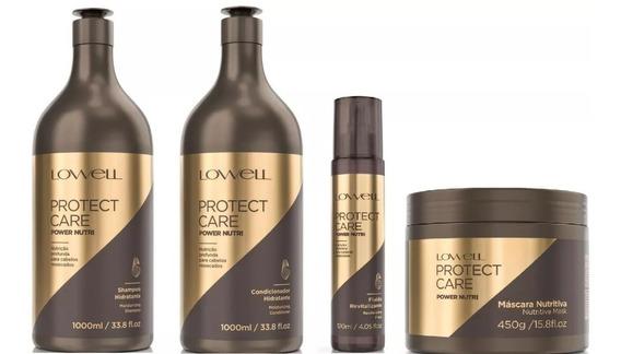 Protect Care Power Nutri Profissional 4 Produtos Lowell
