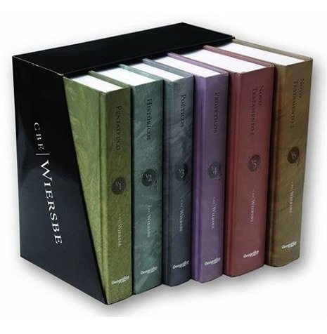 Comentário Bíblico Expositivo 6 Volumes Wiersbe