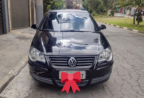 Volkswagen Polo 2011 1.6 Vht Total Flex I-motion 5p
