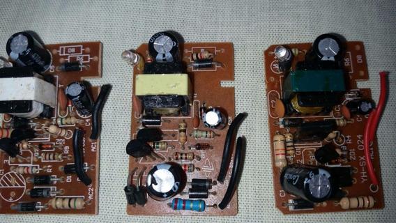 Placa Carregador Bateria Dc 4,5v - 9,5v (kit 15 Unidades)