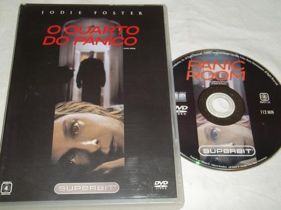 Dvd - O Quarto Do Pânico - Jodie Foster