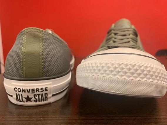 Zapatillas Converse All Star Verdes Mens 16 Uk 16 Cm 34