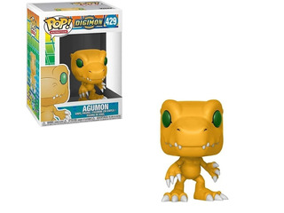 Funko Pop! Agumon 429 Digimon Muñeco Original