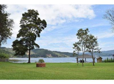 Espectacular Casa Con 50 Metros De Frente Lago Y Concesión Marítima