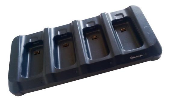 Carregador Ck3 De Bateria 4 Posições - Intermec Ac20