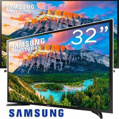 Tv Samsung 32 Polegadas Hd Com Conversor Digital