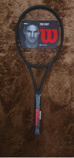 Raquete De Tenis Wilson Pro Staff 97 Countervail