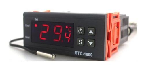 Termostato Digital Controlador Stc 1000