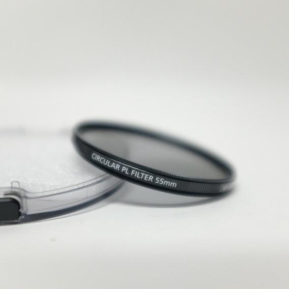 Filtro Zeiss Polarizador (pl) Circular Vf-55cpam